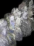 Монеты Петра Алексеевича, отчеканенные в печатном кольце